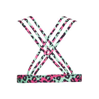 Bikini Love Sasha Candy Leopard Top