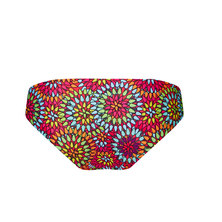 Bikini Love Sasha Psychedelic Flower Bottom Multi