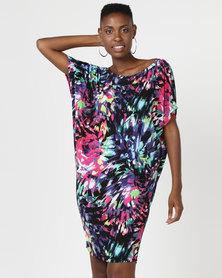 Michelle Ludek Jackie Dress Black Multi
