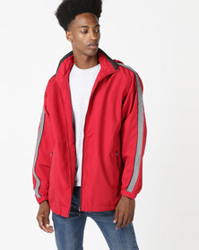 Pro Active 3-tone Sports Jacket Red