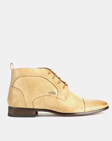 Anton Fabi Mattia Boots Camel