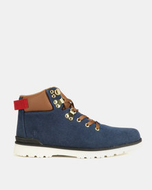 Renegade Rouge Boots Blue
