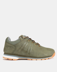 Renegade Greg Casual Shoes Khaki