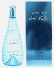 Davidoff Cool Water For Women EDT Spray 200ml (Parallel Import)