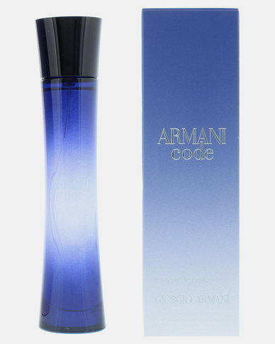 Giorgio Armani Code Eau De Parfum Spray 50ml Parallel Import Zando