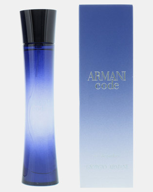 edf3d94be60d Giorgio Armani Code Eau De Parfum Spray 50ml (Parallel Import)