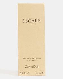 Calvin Klein Escape M Edt 100ml (Parallel Import)