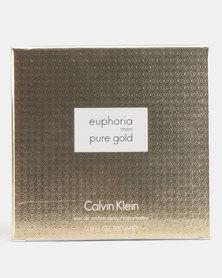 Calvin Klein Euphoria Pure Gold Edp 100ml Spray