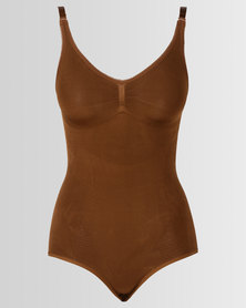Covet Bodysuit Mocha