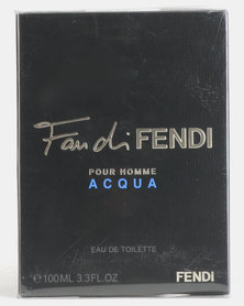 FENDI Fan Di Fendi Homme Acqua Eau De Toilette 100ml