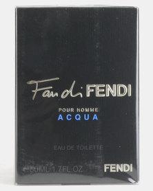 FENDI Fan Di Fendi Homme Acqua Eau De Toilette 50ml (Parallel Import)