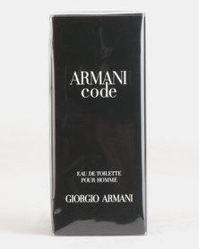 Giorgio Armani Code M Eau De Toilette Spray 50ml (Parallel Import)