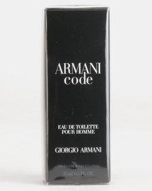 Giorgio Armani Code M Eau De Toilette Spray 15ml (Parallel Import)
