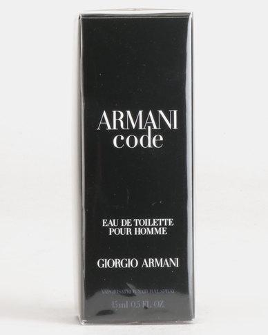0120b0418aa Giorgio Armani Code M Eau De Toilette Spray 15ml (Parallel Import ...