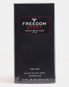 Tommy Freedom Sport EDT 100ml SPR (Parallel Import)