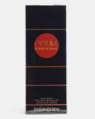 82411d51edef8 Yves Saint Laurent Opium Pour Homme M Eau De Toilette Spray 100ml (Parallel  Import)