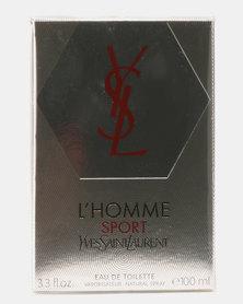 Yves Saint Laurent L'homme Sport Eau De Toilette Spray 100ml (Parallel Import)