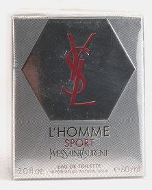 Yves Saint Laurent L'homme Sport Eau De Toilette Spray 60ml (Parallel Import)