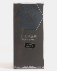 Yves Saint Laurent L'homme Eau De Toilette Special Edition 200ml (Parallel Import)