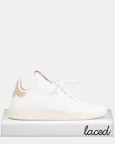 ae159ce5989 adidas Originals PW Tennis HU Sneakers FTWWHT FTWWHT CWHITE