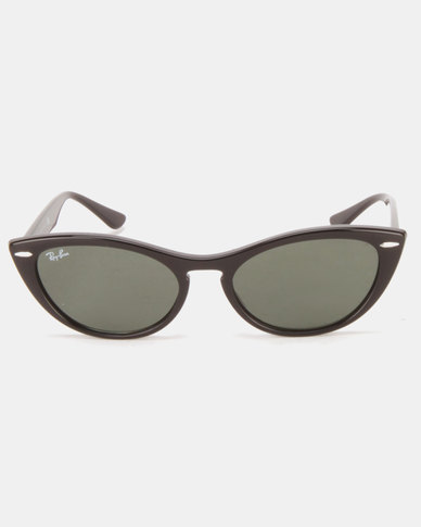 ccd854e71e Ray-Ban Cat Eye Sunglasses Black