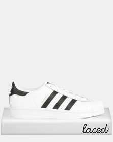 adidas Originals Superstar W Sneakers White/Black