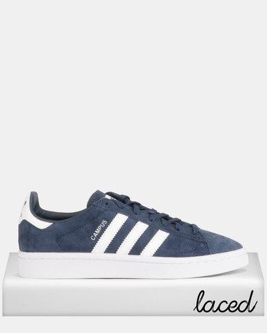quality design 0c6d7 0f4cf adidas Originals Campus W Sneakers BlueWhite  Zando