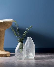 Linen House Coda Vase White