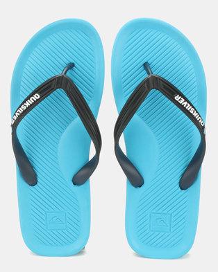 e0678b17b040 Quiksilver Haleiwa Sandals Blue