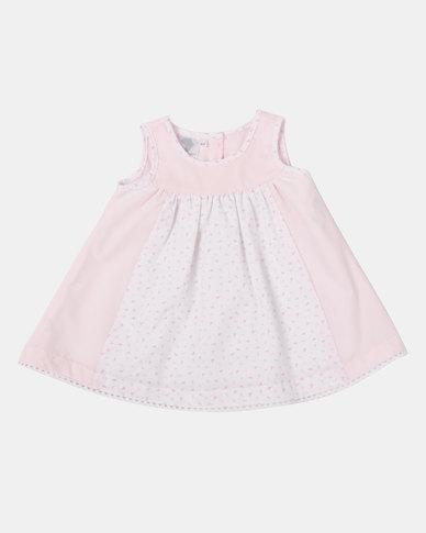 Home Grown LB Dress Multi