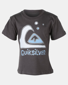 Quiksilver Make My Log Boys SS Black