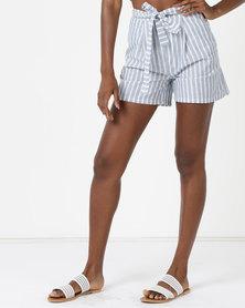 Rustiq Sia Shorts Stripe Multi