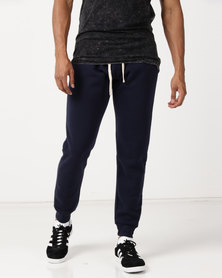 Utopia Fleece Joggers Navy