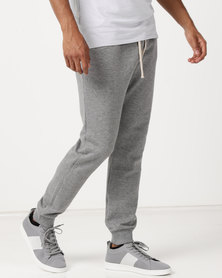 Utopia Fleece Joggers Dark Grey