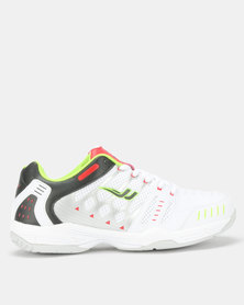 Olympic Ace Court Sneakers White