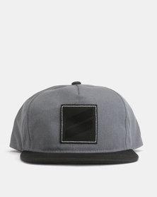 Hurley Icon Slash 2.0 Hat Cool Grey