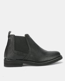 Renegade Dawie Boys Formal Shoes Black