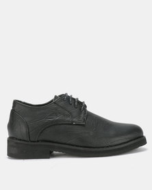 Renegade Dawie Boys Lace Ups Black