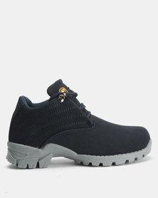 Renegade Ryder Boys Boots Navy