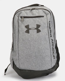 Under Armour UA Hustle Backpack Grey