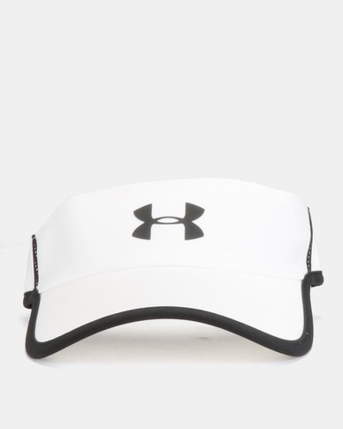 Under Armour Men's Shadow Visor Cap White