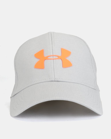 32ef69e7a4a Under Armour Men s CoolSwitch AV Cap Grey