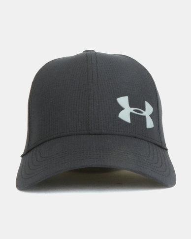 Under Armour Men s AirVent Core Cap Black  0f2c825489b