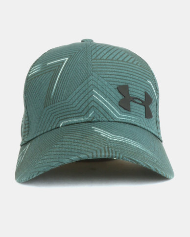 Under Armour Men s AirVent Core Cap Green  fddbef60d5b