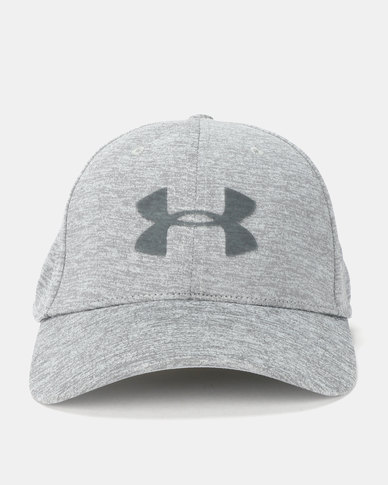 competitive price 3aae2 652db Under Armour Men s Twist Closer Cap Grey   Zando