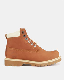 Bronx Hunter Boots Rust