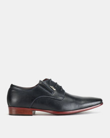 Anton Fabi Raul Lace Up Shoes Navy