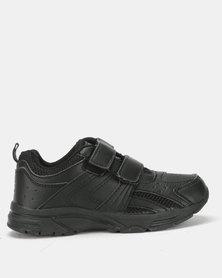 Olympic Recess Boys Velcro CSL Black/Grey