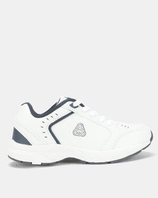 Olympic Recess Boys Trainers White/Navy