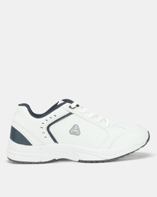 Olympic Recess Youth Trainers White/Navy